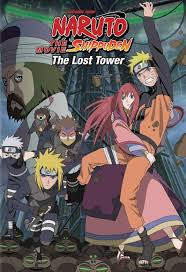 Naruto Shippuden la Pelicula: The Lost Tower