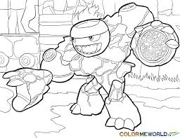 Small Picture Get This Skylander Coloring Pages Kids Printable 37952