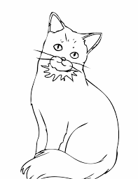 Small Picture Coloring Pages Cat Clothing Craftssewing Patterns Pete The Page