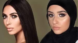 cher x kim kardashian makeup tutorial