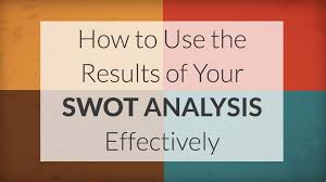 Business Swot Analysis Beauteous How To Use The Results Of Your SWOT Analysis Effectively The A Group