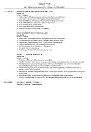 hostess sample resume host resume magdalene project org