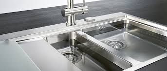 Stainless Steel Drop In Kitchen Sinks U2014 The Homy DesignBest Stainless Kitchen Sinks