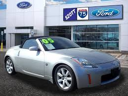 The 2005 Nissan 350Z Enthusiast
