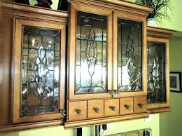 decorative glass inserts for kitchen cabinets cabinet decorative glass inserts for kitchen cabinets