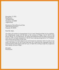 6 Formal Business Letter Spacing Mael Modern Decor