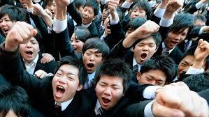 Resultado de imagen para fotos de estudiantes japoneses