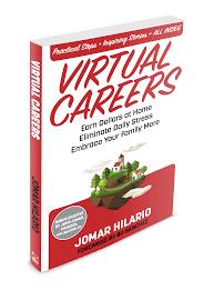 virtual careers book by jomar hilario start your virtual career today
