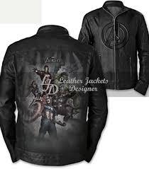marvel avengers leather jacket bothview