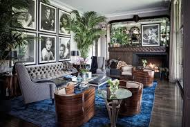 Innovation Ideas  Art Deco Living Room Home Design Ideas - Livingroom deco
