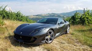 ferrari 812 superfast black. lawrence ulrich ferrari 812 superfast black