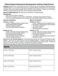 differentiated pd options for upcoming staff meetings differentiated pd options for upcoming staff meetings