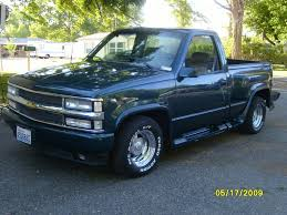 Pickup » 1994 Chevy Stepside Pickup - Old Chevy Photos Collection ...