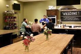 A Gay Cooking Class In Savannah At Chef Darins Kitchen Table