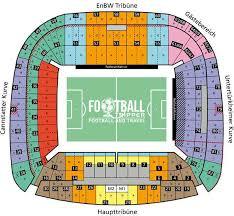 Sap Arena Mannheim Seating Chart Mercedes Benz Arena Vfb Stuttgart Guide Football Tripper
