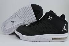 air jordan shoes for girls black. nike air jordan flight origin 4 bg black/white hi women girls boys us youth air jordan shoes for girls black