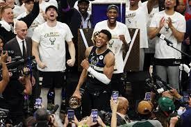 The Milwaukee Bucks Win the N.B.A. ...