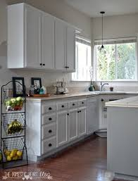 ... Kitchen, The Reveal Of Our DIY Kitchen Cabinet Makeover Using Annie  Sloan Chalk Paint Diy ...