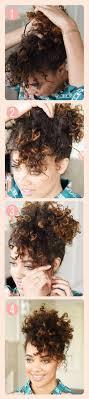 Peinados Con El Pelo Corto Y Rizado