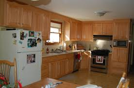 Top 35 Divine Refinishing Oak Kitchen Cabinets Cheap Cabinet