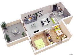 small house design 2 bedroom 3d designs floor plans 2018 also