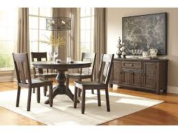 round dining room set. Signature Design By Ashley Trudell5-Piece Round Dining Table Set Room