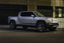 Rivian R1T: The World's First Off-Road Electric Pickup Truck ...