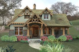 house plans texas. Storybook Craftsman Cottage - 1400sft House Plans Texas