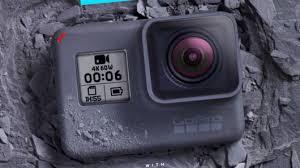 GoPro Hero 6 Black stock dips on news of new Google camera