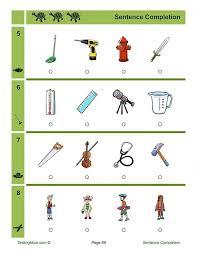 new cogat pre k kindergarten practice test 19 77 quany