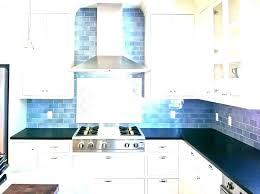 blue glass backsplash blue kitchen blue kitchen blue kitchen contemporary kitchen by architecture design blue glass
