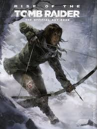 rise of the tomb raider the official art book hc 2018 an books ic books
