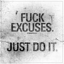 """Just Do It Quotes Extraordinary Best Health And Fitness Quotes €�Fuck Excuses Just Do It"""" You"""