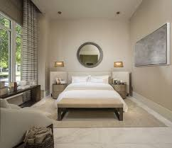 Bedroom Structure Design A Neutral Palette And Thoughtful Structure Make For A Very