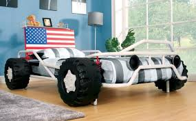 Queen Size Race Car Bed Jeep Frame King And Queen Beds Queen