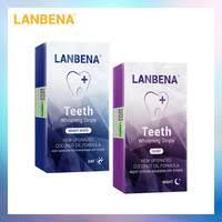 <b>Полоски для отбеливания</b> зубов LANBENA, ежедневное...