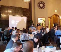 mayor jerry merill presenting to local city members
