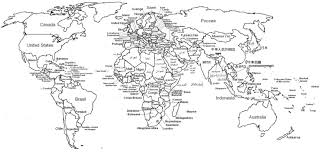 World Map Black And White Printable With Countries World Map Blank Black And White Best With Countries At X