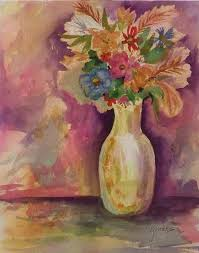 A Gift Painting by Yvonne Kinney