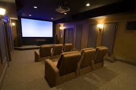 home theater doors. traditional home theater with sherwin williams faux finish crackle, french doors, warm beige berber doors s