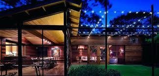 outside lighting ideas. Full Image For Garden Lights Patio Outside String Lighting Ideas T