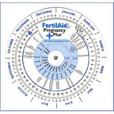 Calendars For Pregnancy Pregnancy Wheel With Pregnancy Ovulation Calendar To Help