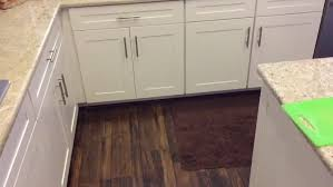 interior drop gorgeousminate floors in kitchen and bath can you put flooring kitchens bathrooms living room