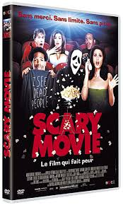 Scary Movie 1 poster