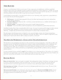 Lovely Effective Resume Resume Pdf