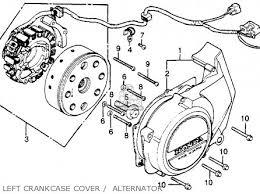 cover l crankcase for cb400t hawk 1980 a usa order at cmsnl cover l crankcase cb400t hawk 1980 a usa