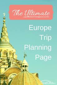 Planning A Trip Overseas Travel Packlist Pdf Printable