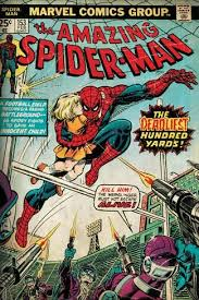 marvel comics retro the amazing spider man comic book cover no 153 aged  on marvel comic book wall mural with marvel comics retro the amazing spider man comic book cover no 153