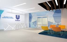 unilever office. Projects Facts \u0026 Figures. Client: Unilever Office
