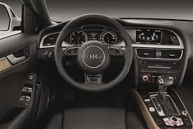 black audi a4 interior. 2012 audi a4 allroad quattro black interior 4